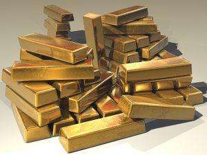 Gold & Goldbarren